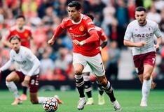 Cómo salió Manchester United vs. Aston Villa en la Premier League