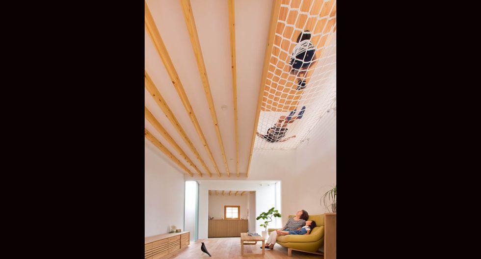 La madera fue el elemento más usado en la remodelación de la casa. (Fuji-shokai, Masahiko Nishida / alts-design.com)