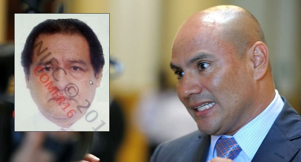 Congresista investigado se reunió con hermano de Ramos Heredia