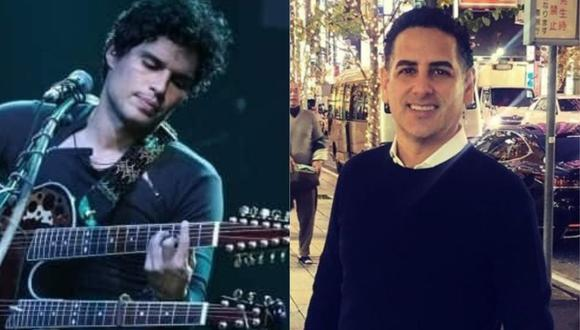 Juan Diego Florez y Pedro Suárez Vértiz (Foto: Instagram)