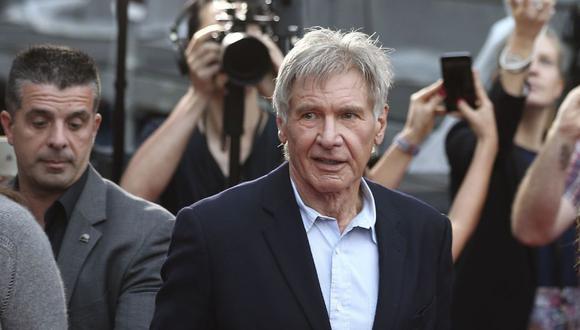 Harrison Ford es investigado por un nuevo incidente de avioneta. (Foto: AFP)