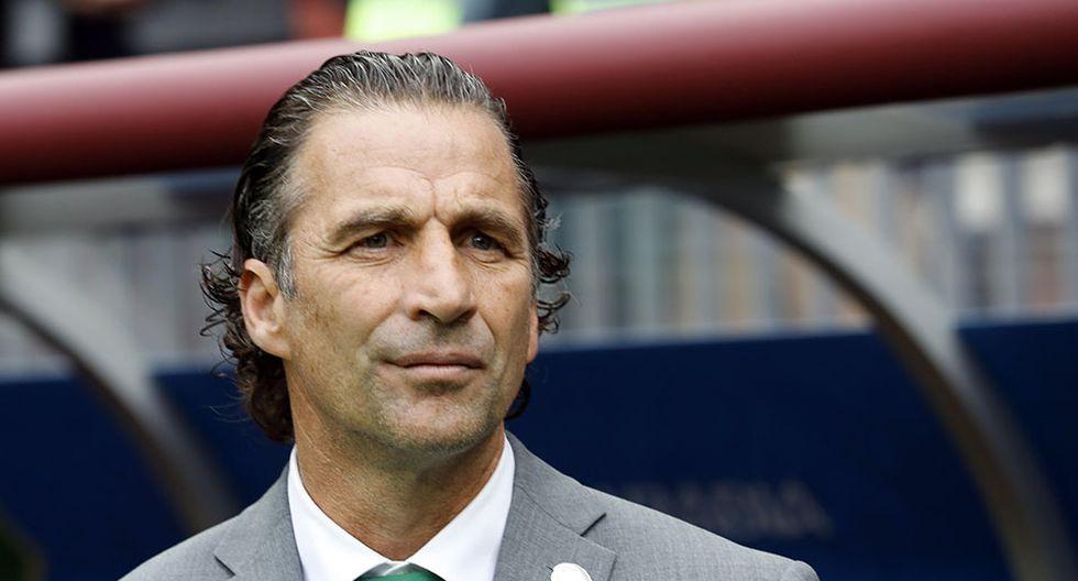 Juan Antonio Pizzi an unció su renuncia a la selección de Arabia Saudita, tras quedar eliminado de la Copa Asia. (Foto: EFE)