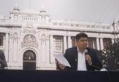 "Congresista Lenin Checco: ""El presidente Martín Vizcarra se ha acostumbrado a gobernar sin Legislativo"""