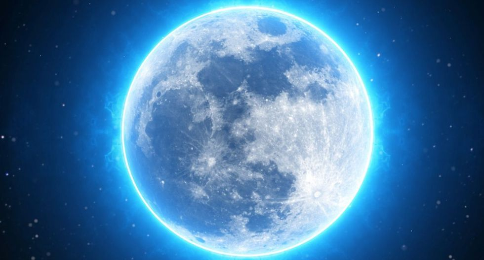 La Luna posee enormes reservas de hielo bajo su árida superficie. (Foto: Referencial - Pixabay)