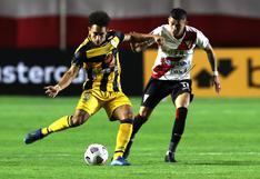 Always Ready venció 2-0 a Deportivo Táchira por la Copa Libertadores