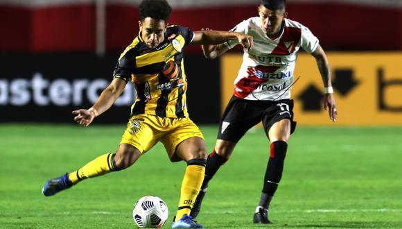 Always Ready enfrentó a Deportivo Táchira por la Copa Libertadores