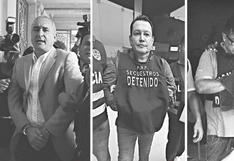 El fin de una época: los tres políticos más representativos del Callao en los últimos tiempos están tras las rejas
