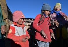 Contraloría advierte riesgo de demora en entrega de kits de abrigo en zonas de friaje