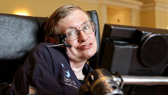 En el estudio, los investigadores y el mismo Hawking intentaban responder qué pasa con los objetos —los átomos o la información— cuando éstos caen dentro de un agujero negro. (Foto: Reuters)