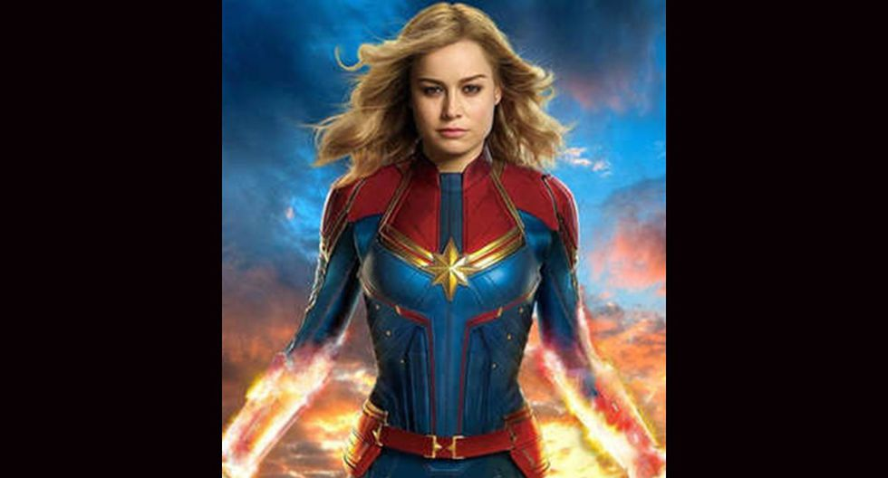 """Capitana Marvel"", protagonizada por Brie Larson, la cinta de Marvel recaudó a nivel mundial más de US$1.000 mlls."