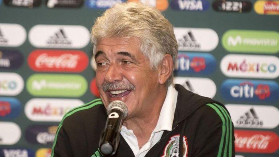 El 'Tuca' Ferretti asumió el cargo interino de la selección mexicana luego de la salida de Juan Carlos Osorio. (Foto: EFE)