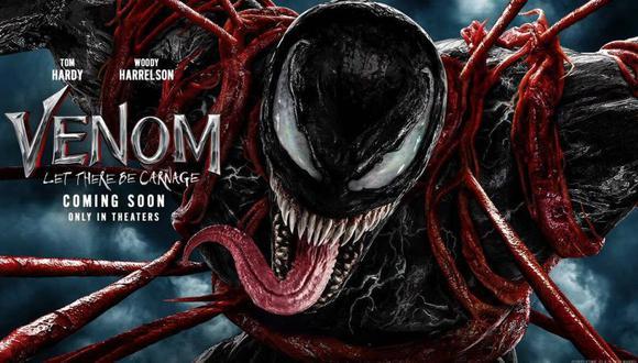 'Venom: Let There Be Carnage' es uno de los films más esperados de este 2021. (Foto: Sony)