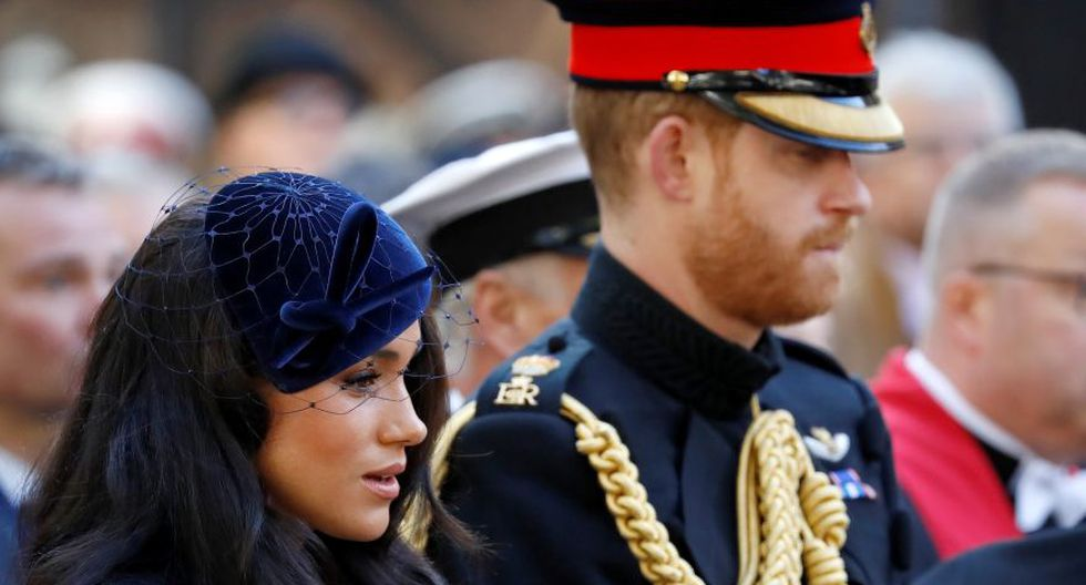 Semanas antes de las Navidades, los problemas del matrimonio para lidiar con la presión de estar en el foco mediático se hicieron evidentes en un documental que emitió el canal británico ITV. (Foto: Archivo: AFP).