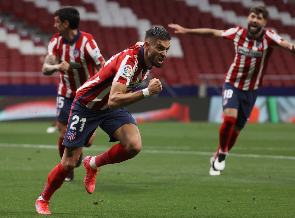 Atlético de Madrid enfrentó a la Real Sociedad por LaLiga Santander