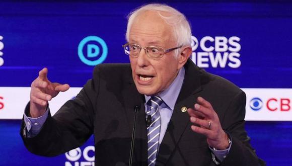 Bernie Sanders habló positivamente del sistema educativo de Cuba en una reciente entrevista. (Getty Images).