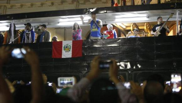 Calle 13: ¿Se podía impedir el concierto en plaza San Martín?