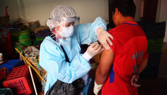 El Minsa espera que se pueda contar con la vacuna contra el COVID-19 en el primer trimestre de 2021   Foto: GEC