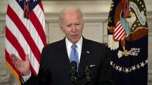 Biden promete vacunas para todos los adultos de EE.UU antes del fin de mayo