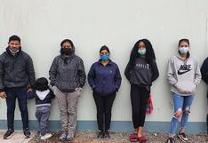 Tacna: PNP interviene a extranjeros que ingresaron a territorio nacional por la frontera con Chile