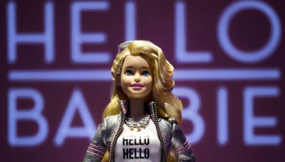 Barbie tendrá conexión Wi Fi y podrá mantener una conversación