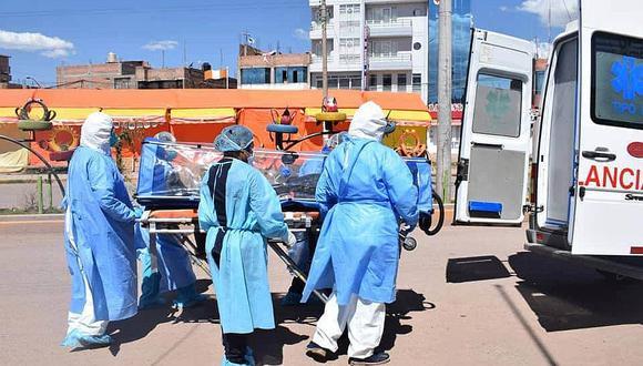 Ya son más de 100 las personas que han fallecido por COVID-19 en la región de Puno