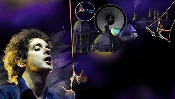 Cirque du Soleil invita a fans a cocrear show de Soda Stereo