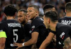 Sigue liderando la Ligue 1: PSG venció a Montpellier sin Lionel Messi