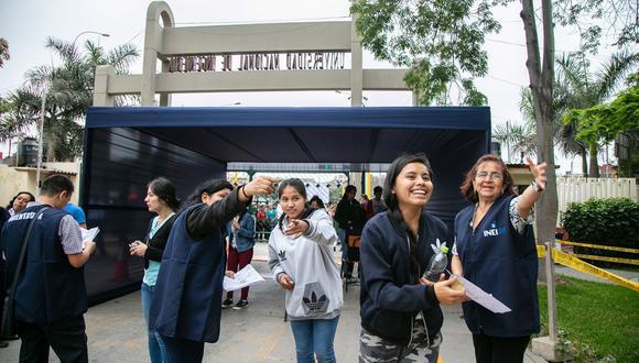 También, se publicó la lista de carreras y de instituciones de educación superior elegibles. (Foto: Difusión)