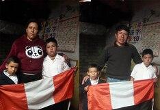Áncash: escolares entonan Himno Nacional antes de iniciar sus clases virtuales durante cuarentena [VIDEO]