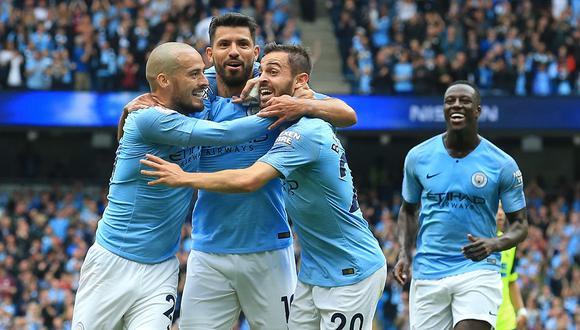 Manchester City perderá a uno de sus jugadores más importantes en las últimas temporadas. (Foto: AFP)