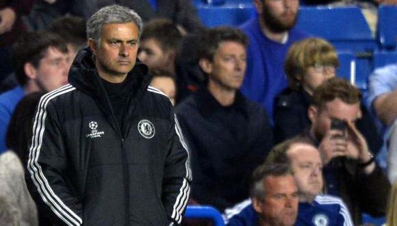 """Mourinho: """"Tengo respeto por el equipo que me ha eliminado"""""""