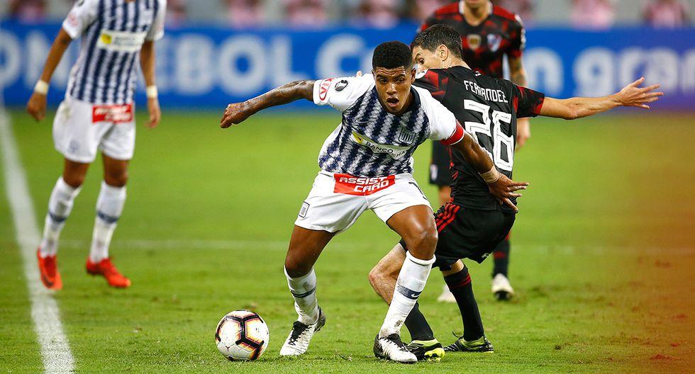 Wilder Cartagena es jugador libre. No renovó con Alianza Lima. (Foto: GEC)