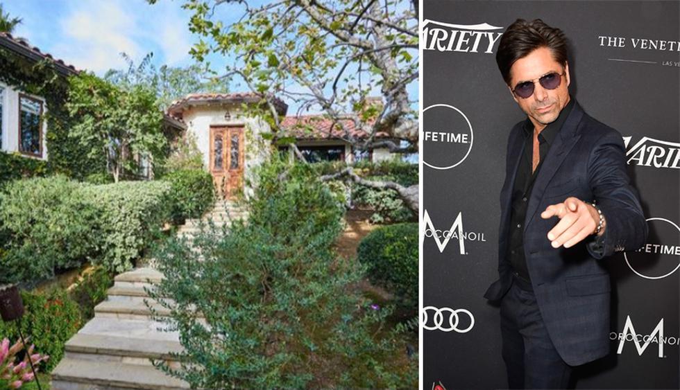 """La estrella de """"Full House"""" compró esta mansión en el 2005. Hoy la puso en venta por US$ 6.75 millones (Foto: Realtor)"""