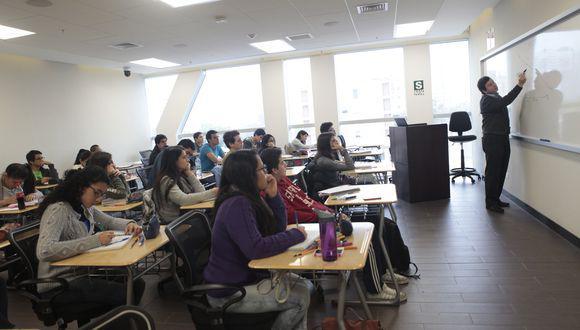 Las becas están dirigidas a estudiantes de educación superior que han sido afectados económicamente a causa del COVID-19. (Foto: Archivo GEC)