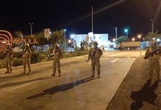 Tacna: peruanos procedentes de Arica ingresaron caminando al país