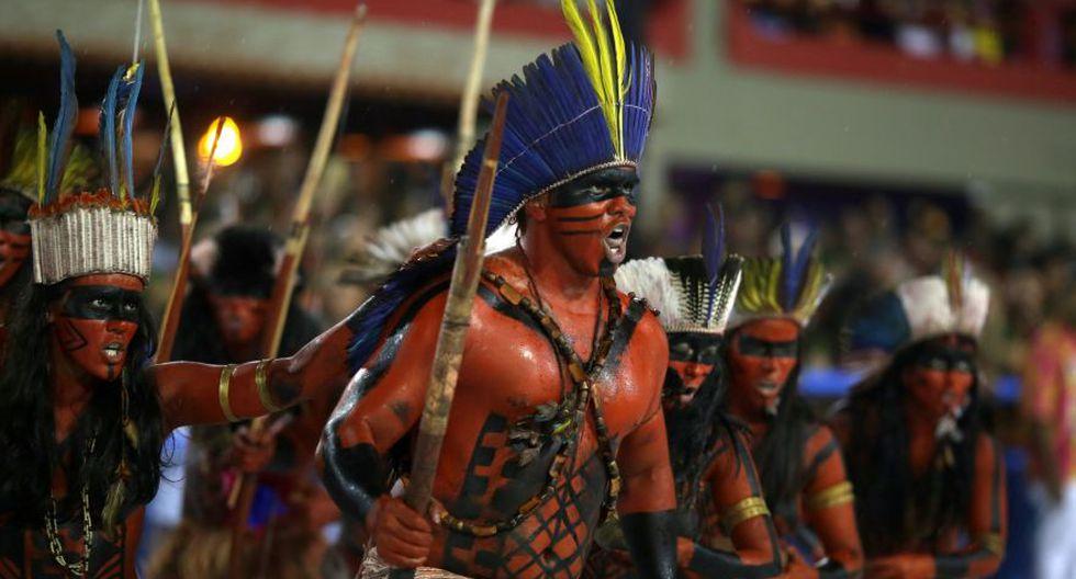 Carnaval de Río: Los primeros desfiles en el Sambódromo [FOTOS] - 9