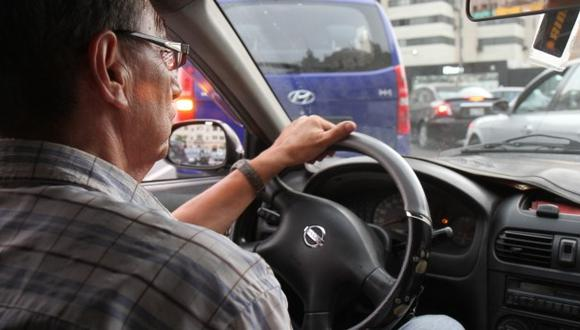 Malos conductores: 24 mil brevetes suspendidos desde el 2012