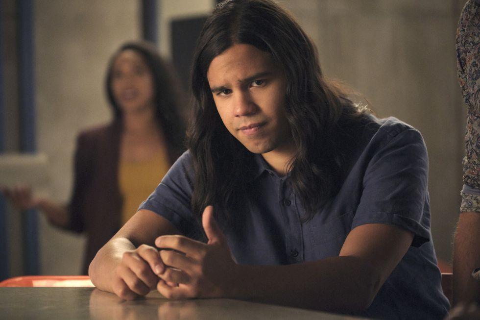 """A pesar de los rumores, Cisco Ramón se mantendrá en el equipo, al menos así lo deja ver """"The Flash"""" (Foto: Jeff Weddell / The CW)"""