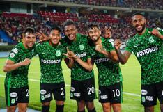 Nacional - Junior: resumen del partido y resultado por Liga BetPlay 2021