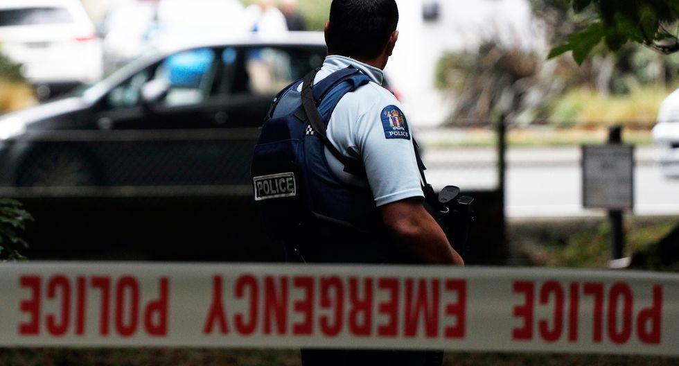 Tiroteos en Nueva Zelanda: al menos 49 muertos en dos tiroteos en mezquitas de Christchurch que el gobierno califica de ataque terrorista. (AFP).