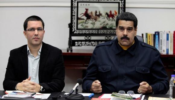 Caracas y Washington rompieron relaciones después del reconocimiento de Estados Unidos a Juan Guaidó. (Foto: Reuters)