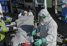 México registra 65 muertes por coronavirus en un día y el total llega a 217.233
