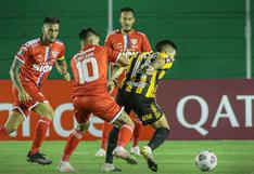 Royal Pari perdió 4-1 ante Guaraní por la Fase 1 de la Copa Libertadores