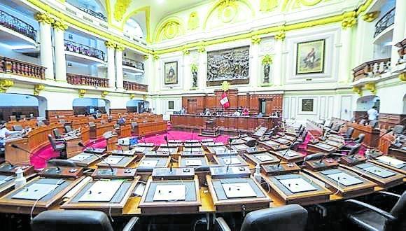 La iniciativa deberá ser debatida y aprobada en el Pleno del Congreso antes de publicarse. (Foto: GEC)