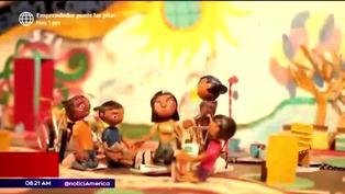 Peruanos realizan corto animado sobre la COVID-19