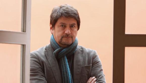 """Rafael Dumett, escritor de """"El Espía del Inca"""", novela de espionaje sobre uno de los episodios más dramáticos de la conquista del Perú en el siglo XVI. (Foto: GEC / Mario Zapata)"""
