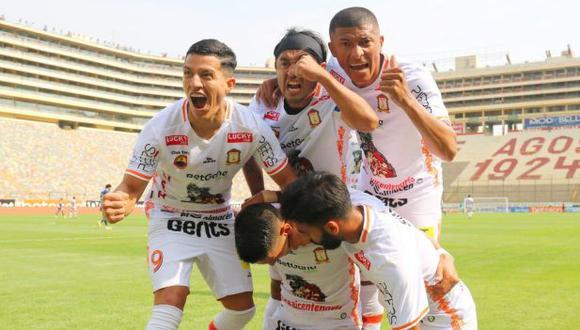 Ayacucho FC presentó la lista de convocados para medirse a Gremio en la Copa Libertadores. (Foto: @fc_ayacucho)