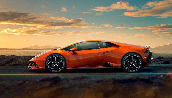 La página de Lamborghini lo muestra como uno de sus mejores automóviles. diseñados en los úlltimos tiempos. Foto: Lamborghini