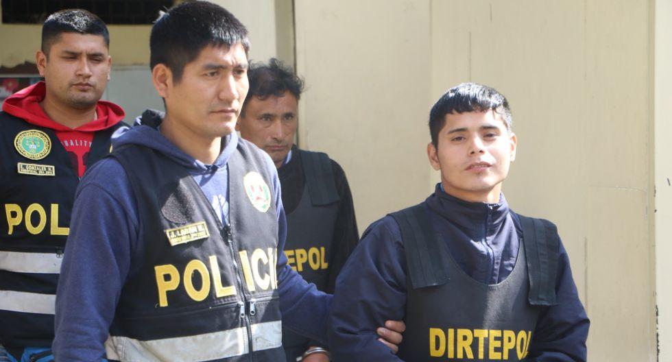 Trujillo: detenidos en megaoperación tenían amplio prontuario