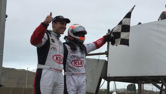 CCTC: Tassara y Fernández ganaron los 200 kilómetros de Lima